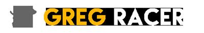 Greg – racer Logo